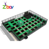Factory Price Cheap Wholesale Rectangle Indoor Trampoline for Sale