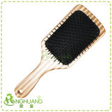 Paddle Massager Hair Brush with Nylon Pins