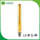 120V/277V LED Filament Vintage Bulb T10 Tubular Light Bulb