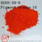 Pigment & Dyestuff [6505-28-8] Pigment Orange 16 (C. I. 21160)