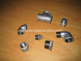 Beaded Galvanized Malleable Iron Pipe Fitting
