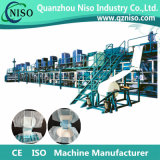 Professional Full Servo Adult Diaper Production Machine with CE Certification