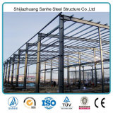Light Prefabricated Steel Portal Frame China Metal Industrial Storage Peb Sheds