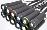 Portable LED Plastic Flashlight, Torch and Flashligh (1W)