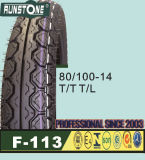 High Quality Motorcyle Tyre 800/100-14