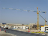 Ce SGS China Factory Hsjj Hydraulic Tower Crane