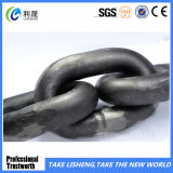 High Strength Grade 80 Lifting Alloy Steel Black Link Chain