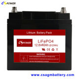 3 Years Warranty Rechargeable LiFePO4 12V 100ah Lithium Battery for Solar System
