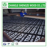 Hot Sale E1/E2 Printed Logo Formwork Plywood for Construction