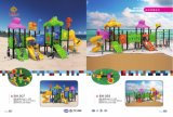 Commercial Outdoor Playground for Playground Equipment