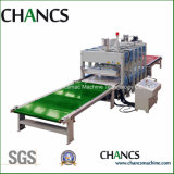 High Frequency Short Cycle Lamination Hot Press