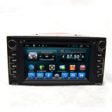 Car Audio DVD Touch Screen Player with Radio GPS for Toyota Vios 2004 2005 2006