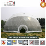 Transparent Large Trade Show Exhibition Geodesic Dome Tent for Sale