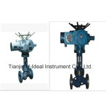 Electric Flange Type Globe Valve