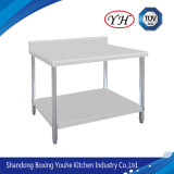 Stainless Steel Foldable Work Table for Assembly Style