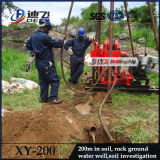 Xy-200 Portable Core Drilling Rig for Sale
