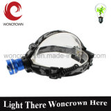 Construction Helmet Light, Mining Headlamp, LED Waterproof Headlight