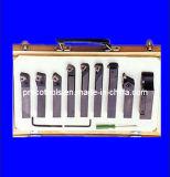 9PCS Manual Turning Tool Set for External or Internal Cutting