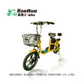 16 Inch 350watt Cheap Electric Bike with Pedal From China