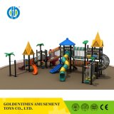 Direct Sale Cheaper Price Naughty Castle Outdoor Plastic Playground Equipment
