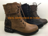 Fashion Comfortable Western Cemented Ankle Boots for Women