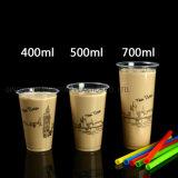 500ml Manufacturers Wholesales 16oz Cheap Disposable Plastic Cups