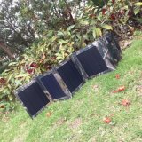 20W Mobile Phone iPad Electric Book Foldable Folding Portable Solar Power Charger Bag
