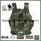 Tactical Vest Adjustable Breathable Outdoor Airsoft Vest for Hunting Fishing