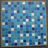 Swimming Pool Glass Mosaic Art and Picture Tile