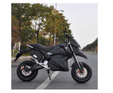 3000W Fast Powerful LED Light Racing Electric Motorcycle