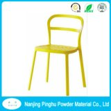 Decorative High Gloss Yellow Powder Coating Paint