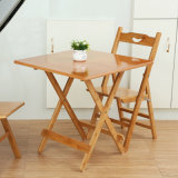 Kitchen Furniture Folded Table Bamboo Table