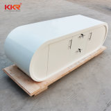 Modern Design Acrylic Solid Surface Reception Desk