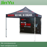 Hexagonal Aluminum Frame Pop up Folding Tent Canopy for Trade Show