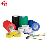 PVC Heat Tape for Nature Rubber Electrical Tape
