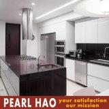 European Style Design Customized Acrylic Kitchen Cabinets
