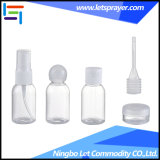 Wholesale 5 PCS Plastic Cosmetic Travel Packaging Bottle Set