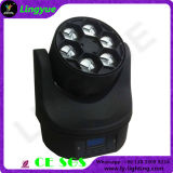 6X15W Bee Eye Moving Head Beam LED DJ Light