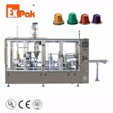 Fully Automatic Customized Nespresso Coffee Capsule Filling and Sealing Machine with Nitrogen Flush