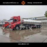 Customized 31 Tons 3 Axle Semi-Trailer for Isuzu Mitsubishi Hino Tractor Truck