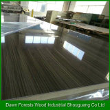 High Gloss Wooden Color UV MDF Board for Cabinets