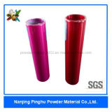 Bright Pink/Red Powder Paint with Good Decorative Property