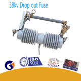 Drop-out Outdoor High Voltage Expulsion Dropout Fuse Cutout 12kv 100A Cut out