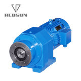 Redsun R Series Helical Gearmotor for Extruder with Thrust Structure