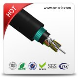 GYTY53 Single Armored and Double Sheathed Optical Network Cable
