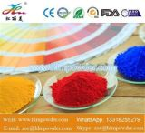 Thermosetting Candy Color Transparent Powder Coating with Reach Certification