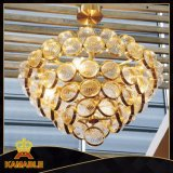 Hotel Lighting Glass Decorative Ceiling Light (KA1229C1)