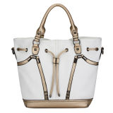 2014 China Supplier Wholesale Leather Women Handbags (MBLX033076)
