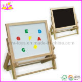 2013wooden Educational Toy, Foldable Easel with Magnetic (W12B025)