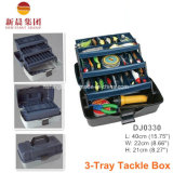 Outdoor & Inner Using 3 Tray Fishing Tackle Box
